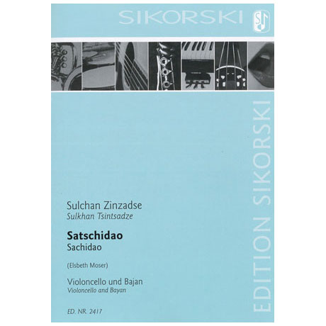 Zinzadse, S.: Satschidao aus »Fünf Stücke«