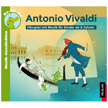 Unterberger, S.: Antonio Vivaldi – Hörspiel-CD