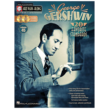 Gershwin, G.:  (+2 CDs)