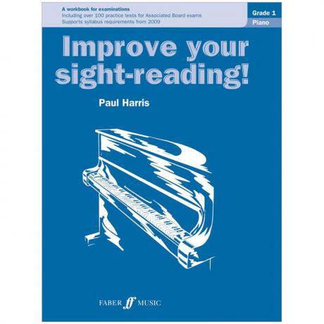 Harris, P.: Improve your sight-reading! Grade 1 (+Online Audio)