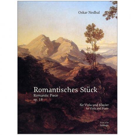 Nedbal, O.: Romantisches Stück Op. 18