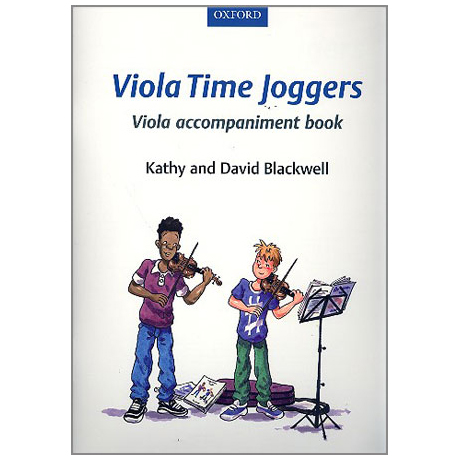 Blackwell: Viola Time Joggers