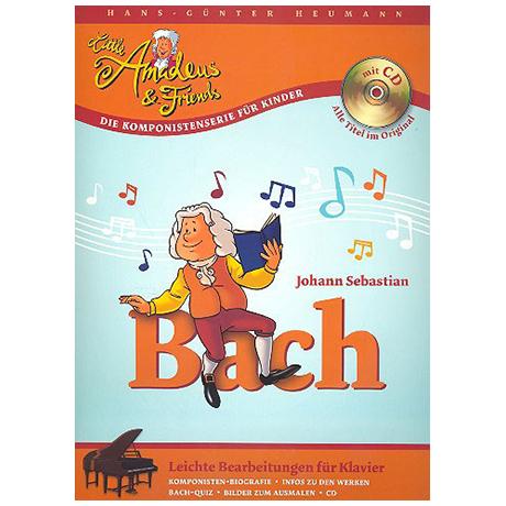 Little Amadeus - Komponistenserie Bach