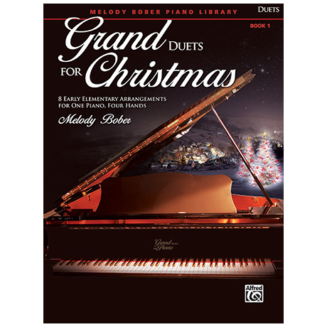 Bober, M.: Grand Duets for Christmas Book 1