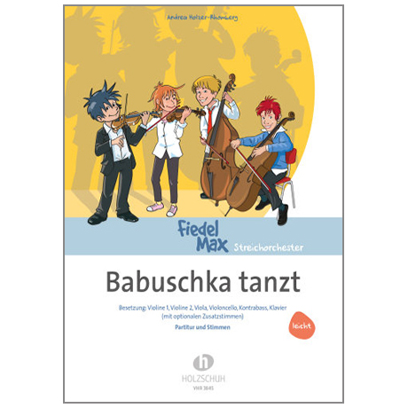 Holzer-Rhomberg: Babuschka tanzt