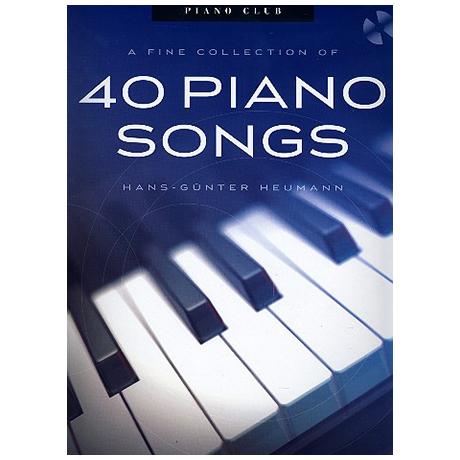 Heumann, H.-G.: Piano Club (+MP3-CD)