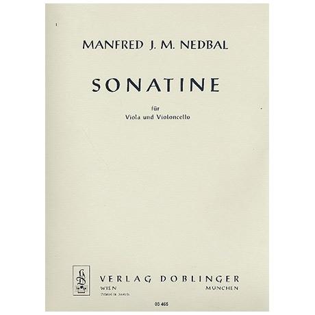 Nedbal, M.: Sonatine