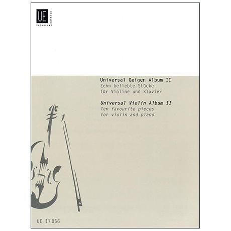 Universal Geigen Album 2