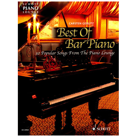 Schott Piano Lounge – Best Of Bar Piano