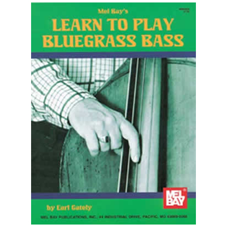 Gately, Earl: Learn to Play Bluegrass Bass