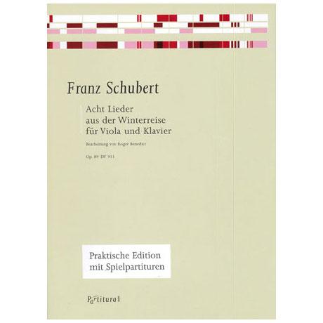 Schubert, F.: 8 Lieder aus 'Die Winterreise'