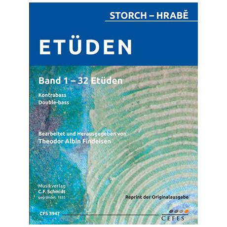 Hrabé, J.: Etüden Band 1