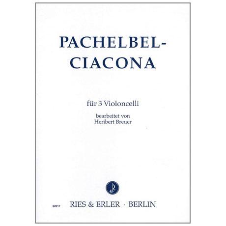 Pachelbel, Johann: Ciacona