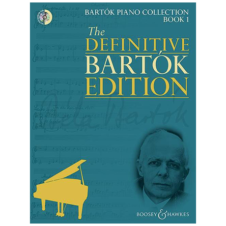 Bartók, B.: Bartók Piano Collection Band 1 (+CD)