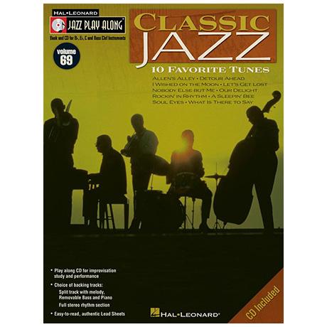 Classic Jazz (+CD)