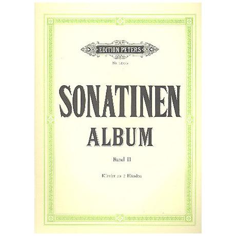 Sonatinen-Album (Köhler/Ruthardt) Band II