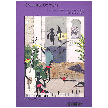 Crossing Borders Heft 5: Erste Improvisationen