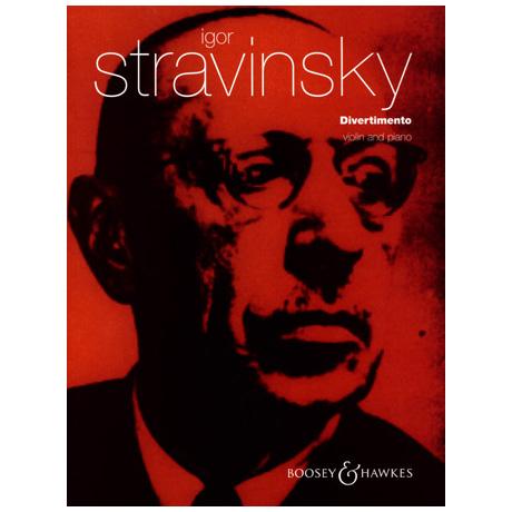 Strawinsky, I.: Divertimento