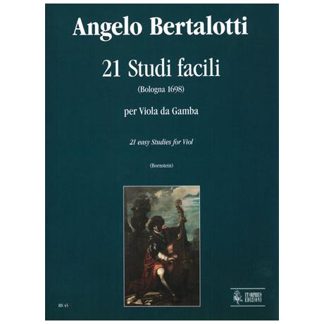 Bertalotti, A.: 21 studi facili