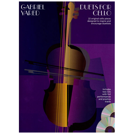 Yared: Duets for Cello