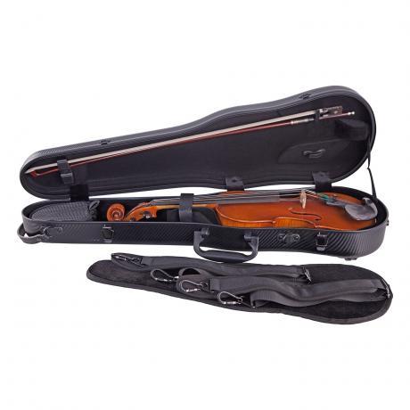 GEWA Pure 1.8 Violinetui 4/4 | schwarz