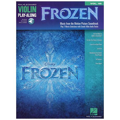Disney Frozen: Die Eiskönigin - »Völlig unverfroren«