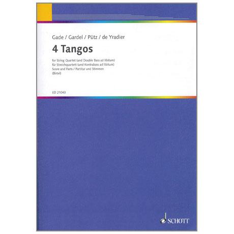 Birtel: 4 Tangos