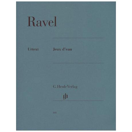 Ravel, M.: Jeux d´eau