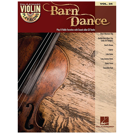 Barn Dance (+CD)