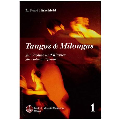 Hirschfeld, R.: Tangos & Milongas Band 1