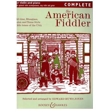 The American Fiddler Complete