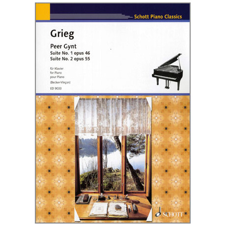 Grieg, E.: Peer Gynt Suiten Nr. 1 Op. 46 und Nr. 2 Op. 55