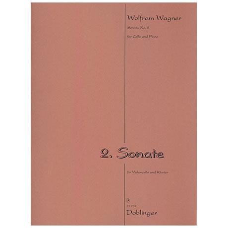 Wagner, W.: 2. Sonate