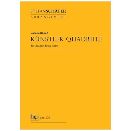 Strauß, J.: Künstler Quadrille