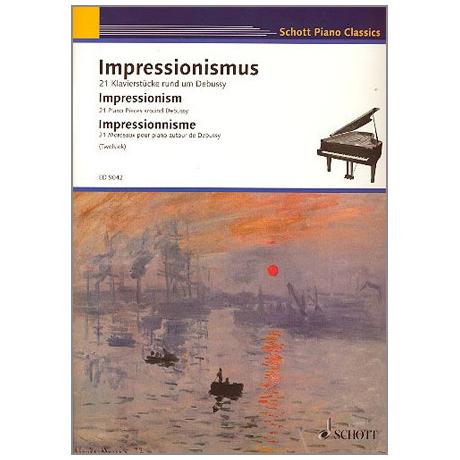 Schott Piano Classics – Impressionismus