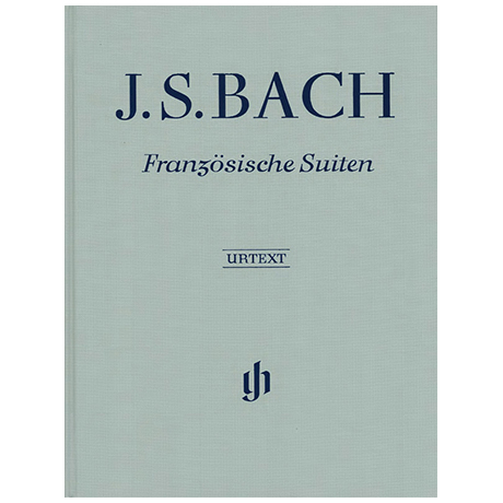 Bach, J. S.: Französische Suiten BWV 812–817