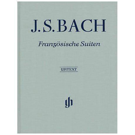 Bach, J. S.: Französische Suiten BWV 812–817