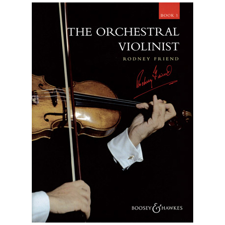 The Orchestral Violinist Vol.1