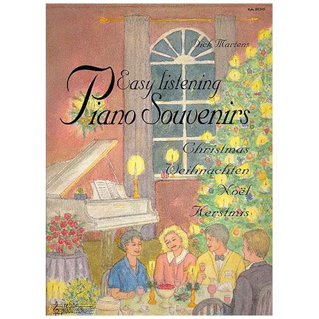 Easy Listening Piano Souvenirs – Christmas