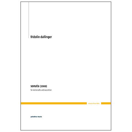 Dallinger, F.: Sonata (2000)
