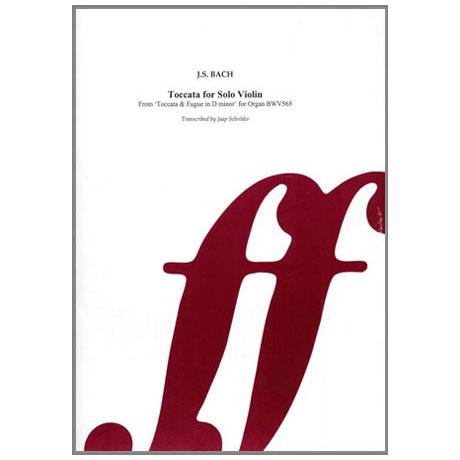 Bach, J.S.: Toccata d-moll BWV565