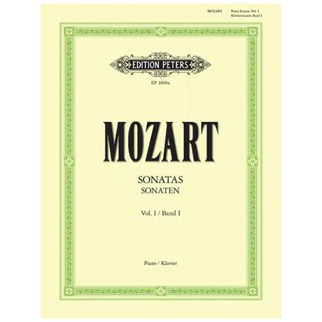 Mozart, W. A.: Sonaten Band I