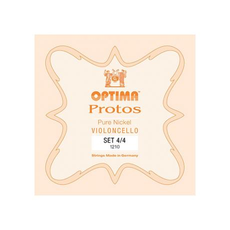 OPTIMA Protos cello strings SET
