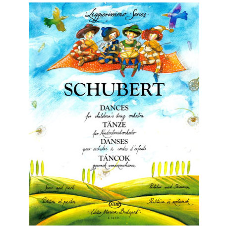 Leggierissimo - Schubert: Tänze