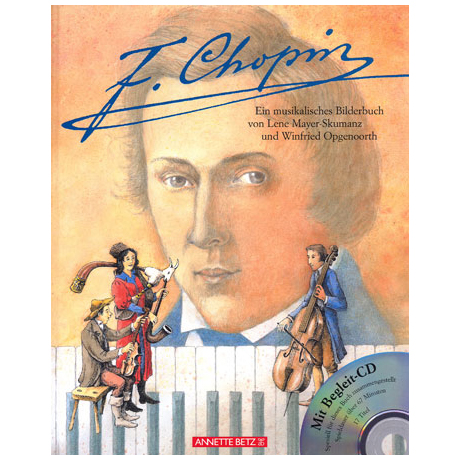 F. Chopin (+CD)
