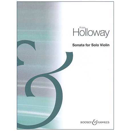 Holloway, R.: Violinsonate Op. 47 (1981)