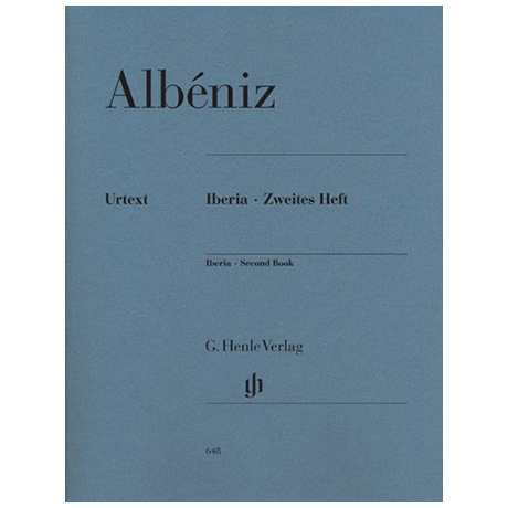 Albéniz, I.: Iberia – Zweites Heft