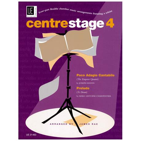 Centrestage 4: Haydn: Poco Adagio Cantabile & Charpentier: Prelude