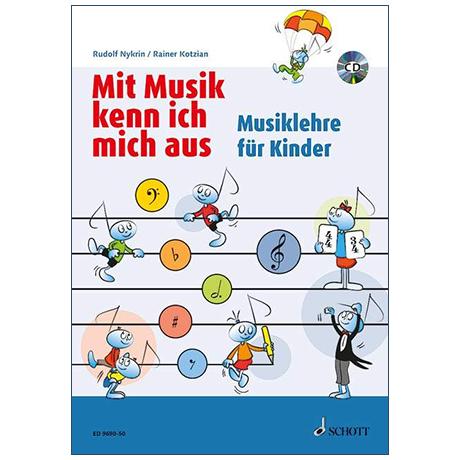 Mit Musik kenn ich mich aus Band 1 (+CD)