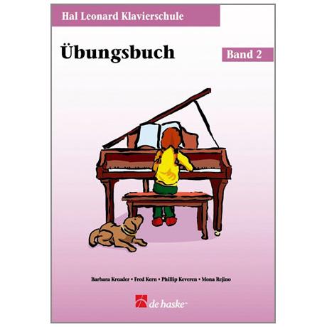 Kreader, B.: Hal Leonard Klavierschule Band 2